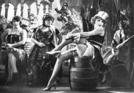 Лулу, Лили и Лола – «Девы радости» немецкого кинематографа ХХ века