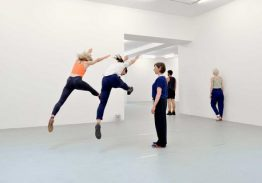 Ивонн Райнер и танец как концепт
